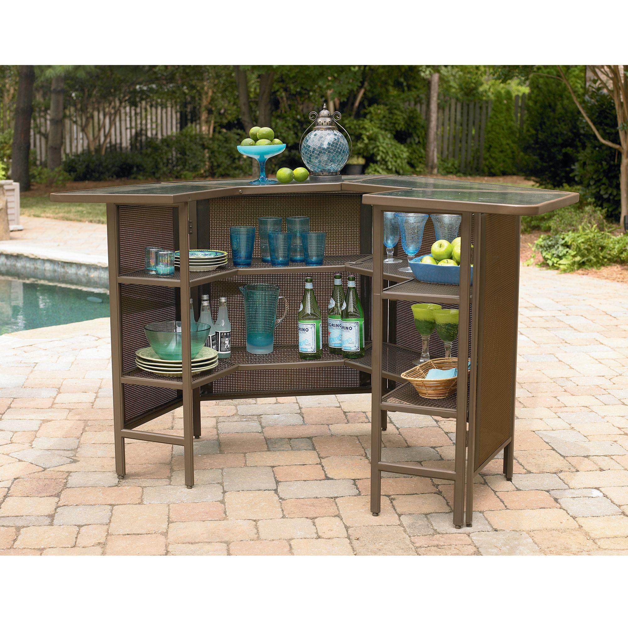Garden Oasis Saratoga 5-Piece Bar Set*