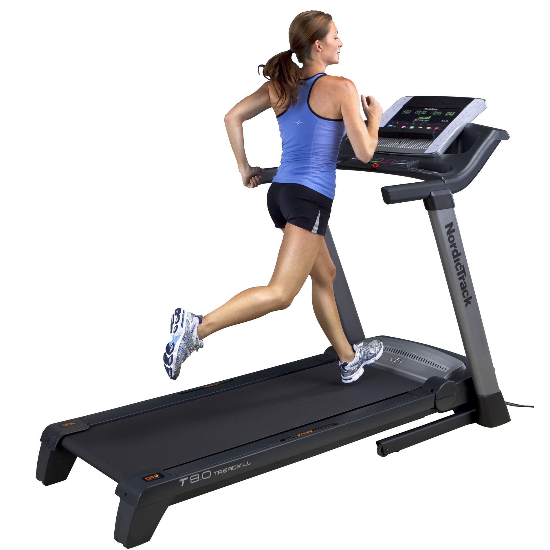 NordicTrack Treadmill T8.0