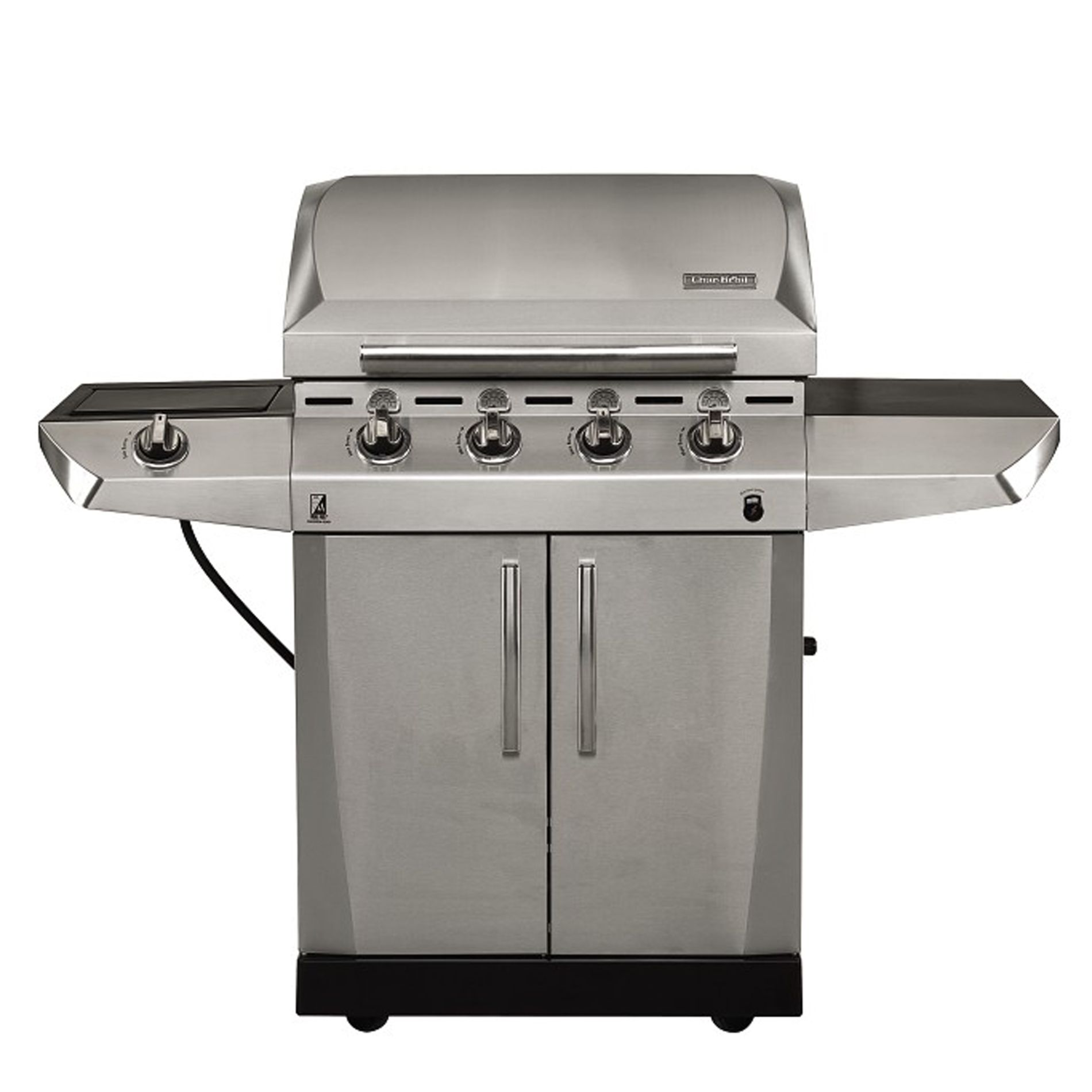Char-Broil Four Burner Stainless Steel Gas Grill