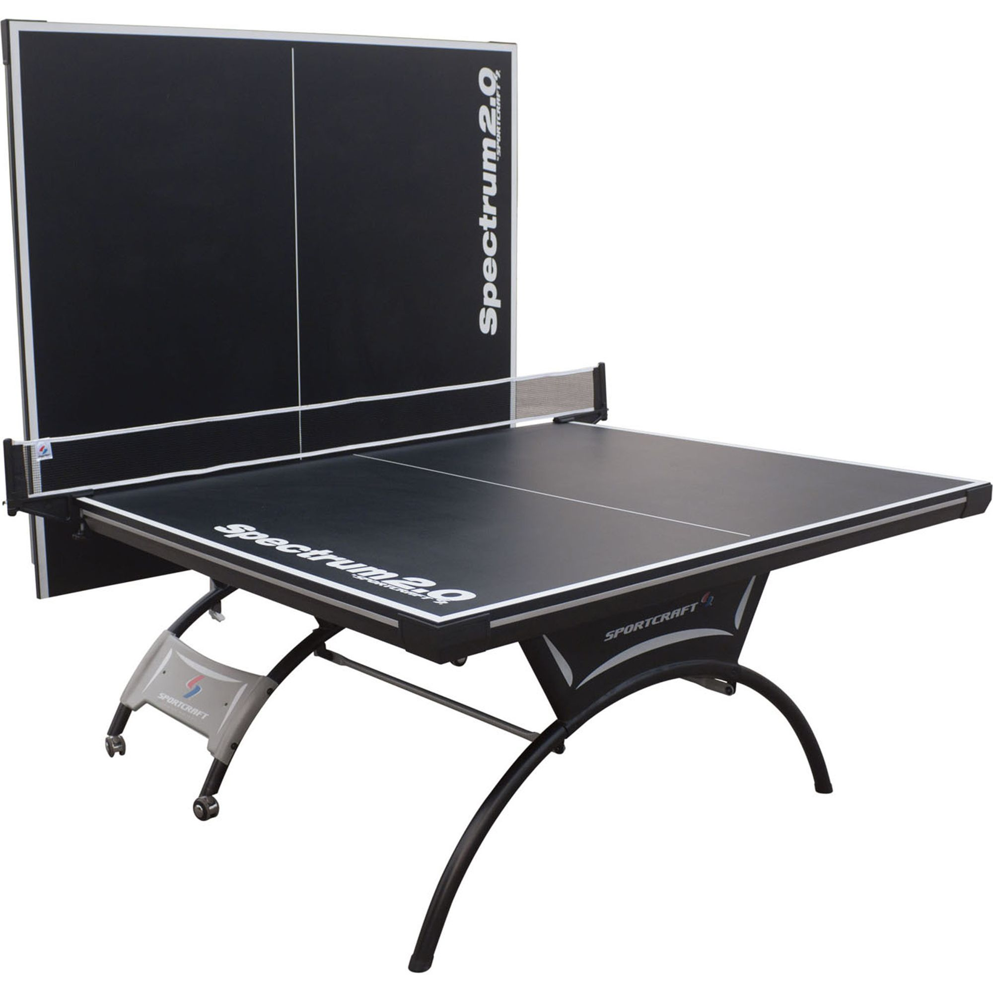 Sportcraft Spectrum 2.0 2 piece Table Tennis Table