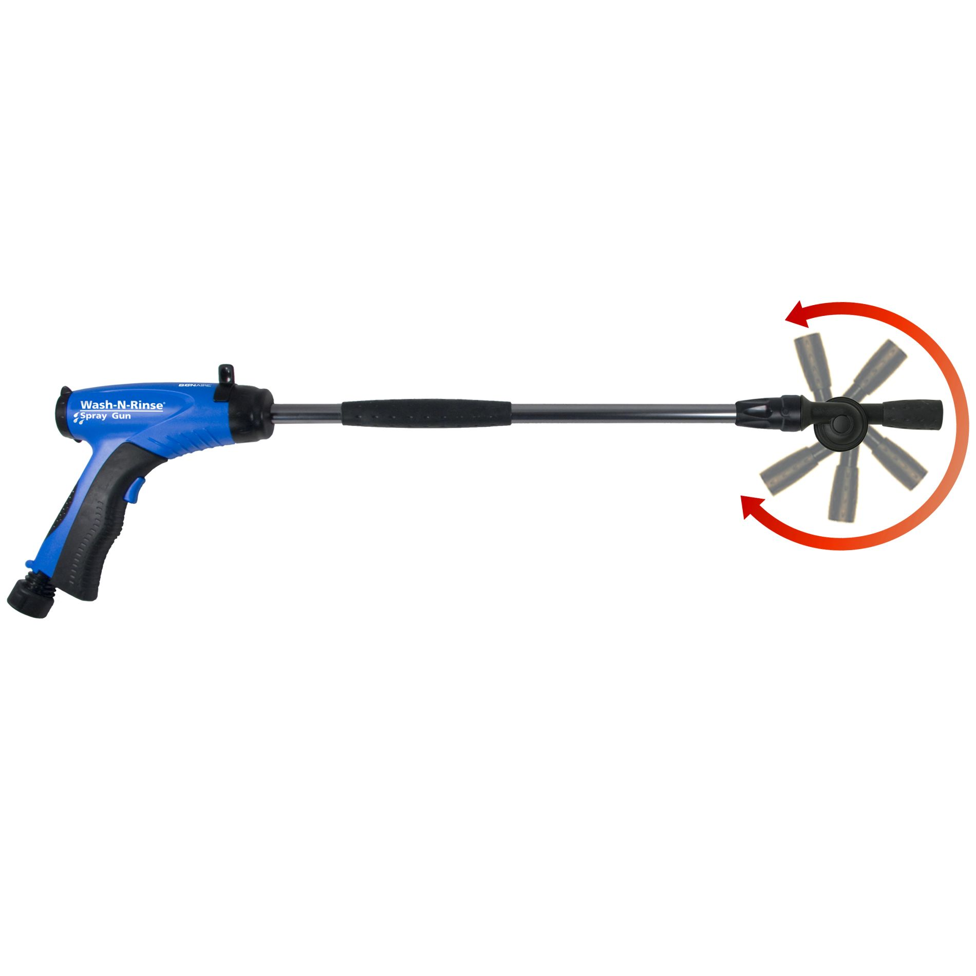 Wash n Rinse Spray Gun