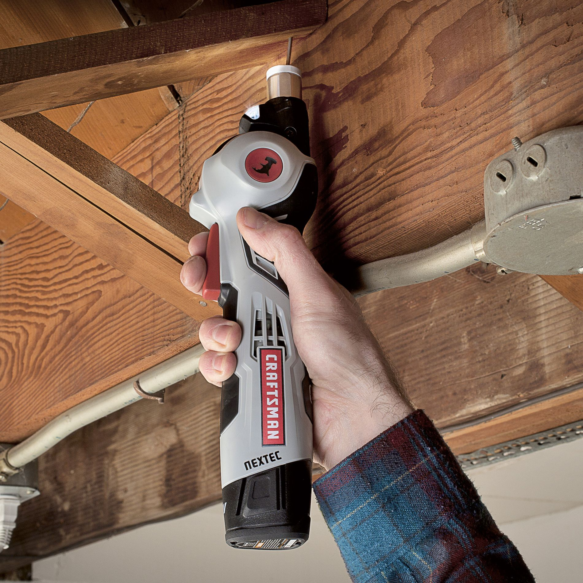 Craftsman NEXTEC 12.0 Volt  Hammerhead Auto Hammer with Rotating Head
