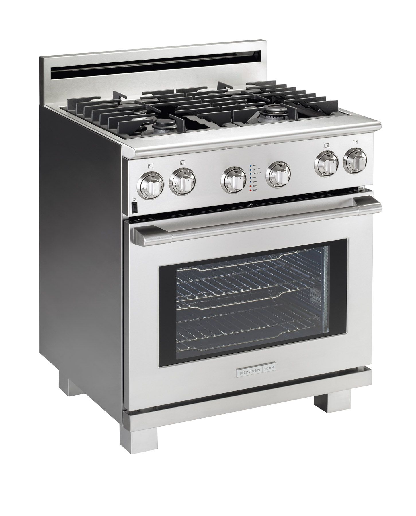 Electrolux ICON 4.2 cu. ft. Freestanding Gas Range - Stainless Steel