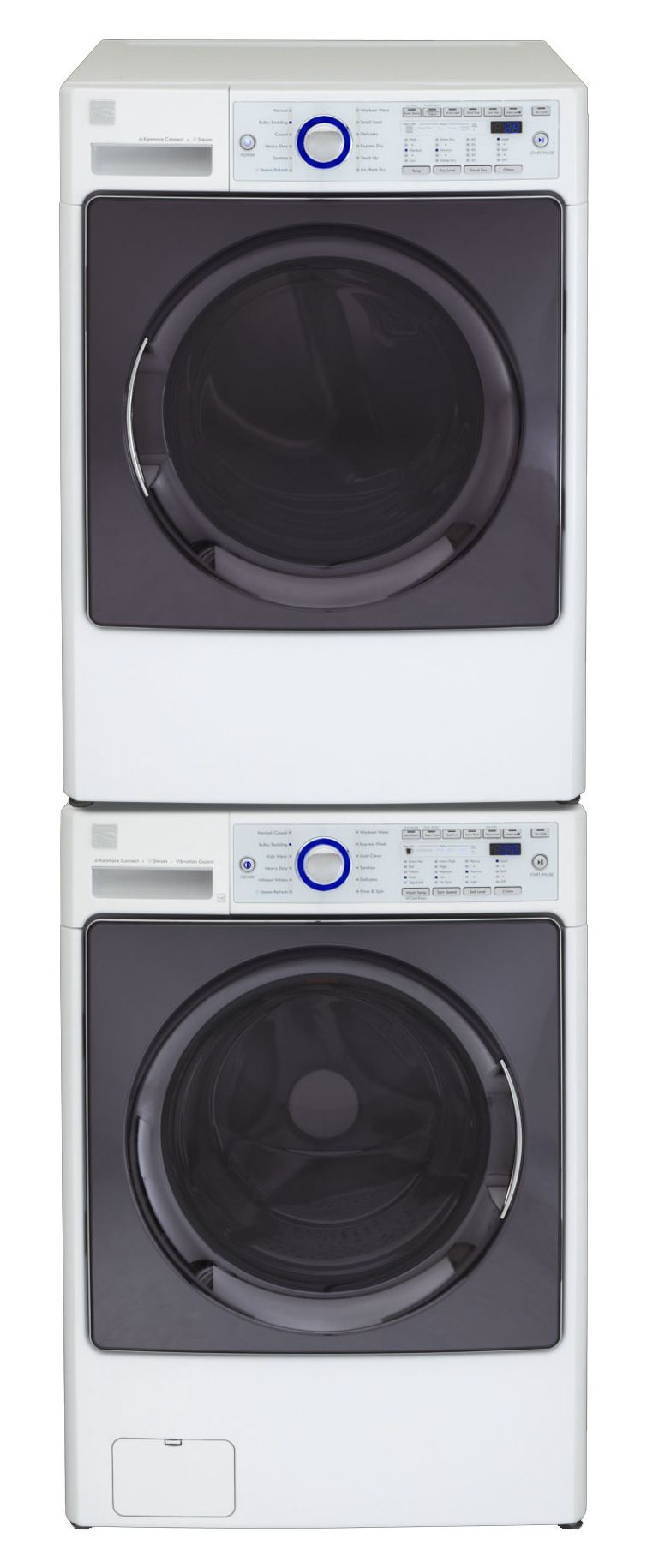 Kenmore Elite Front-load Steam Washing Machine 4.3 cubic feet
