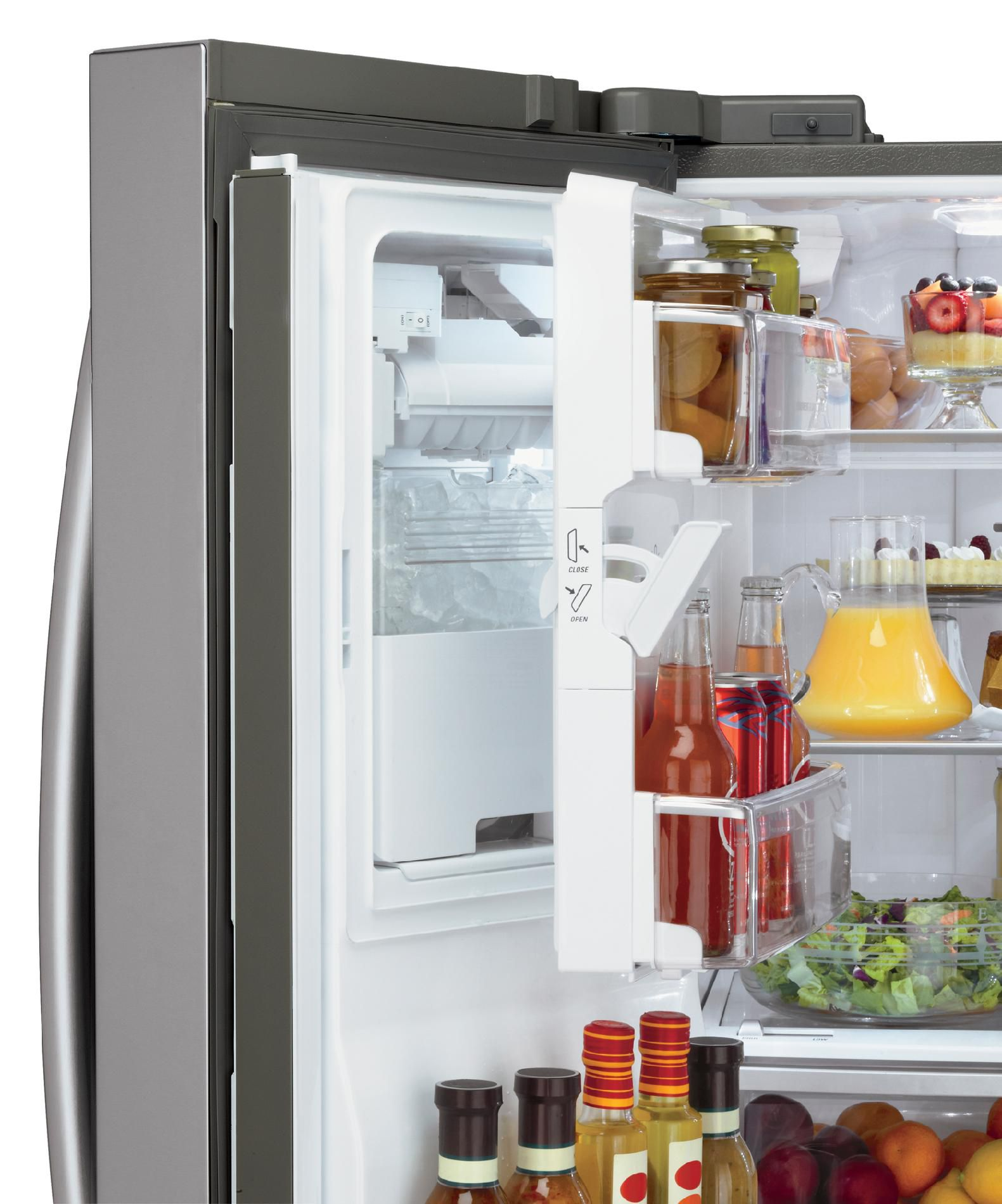 LG 31 cu. ft.  French Door Bottom-Freezer Refrigerator w/ Smart Cooling Technology - Stainless Steel