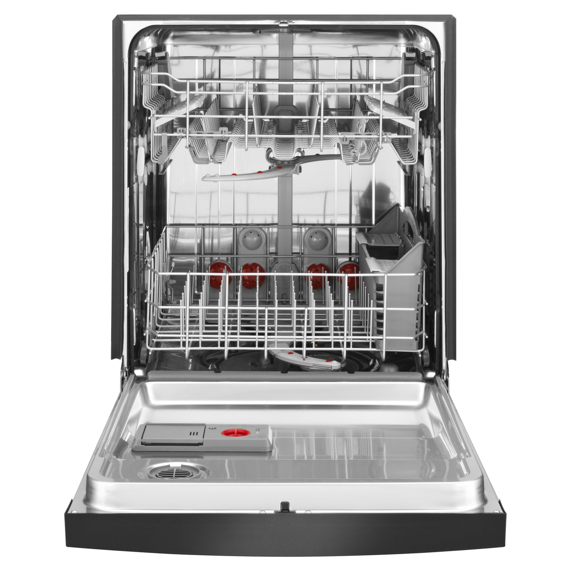 "Kenmore 24"" Built-In Dishwasher w/ TurboZone™ - Black"