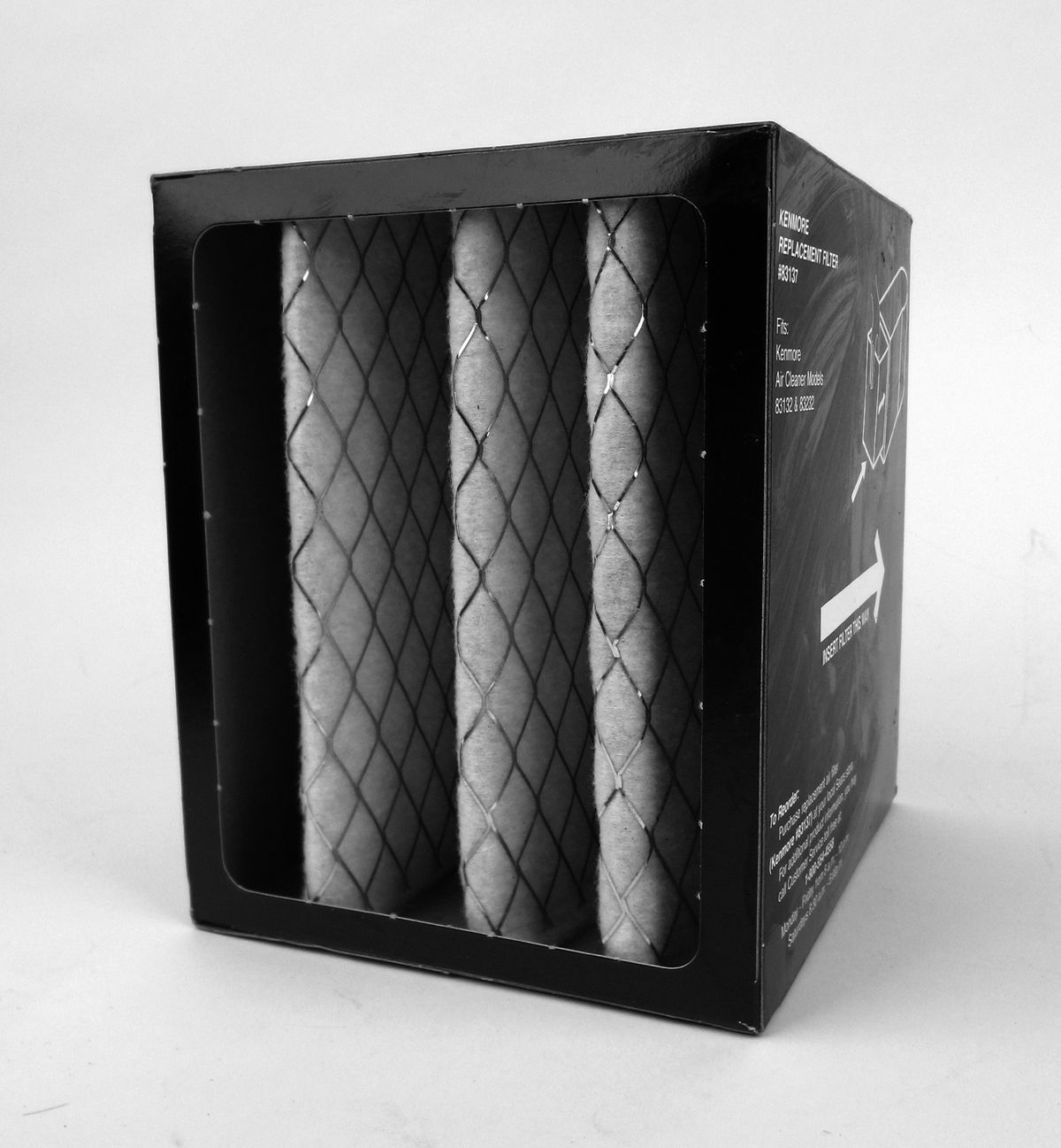 Kenmore Dual Filter Replacement Cartridge