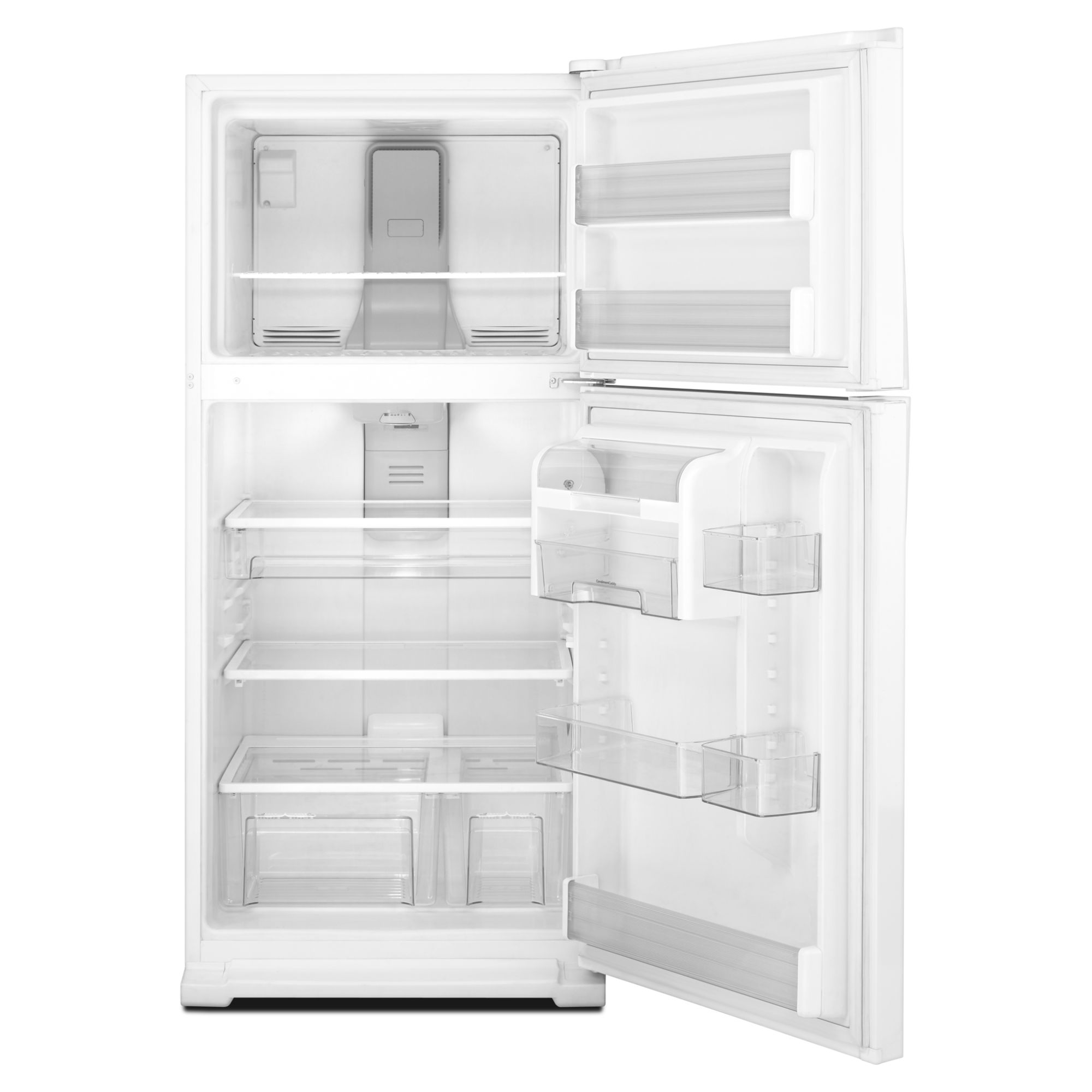 Whirlpool 18.9 cu. ft. Top-Freezer Refrigerator with CEE Tier 3 Rating