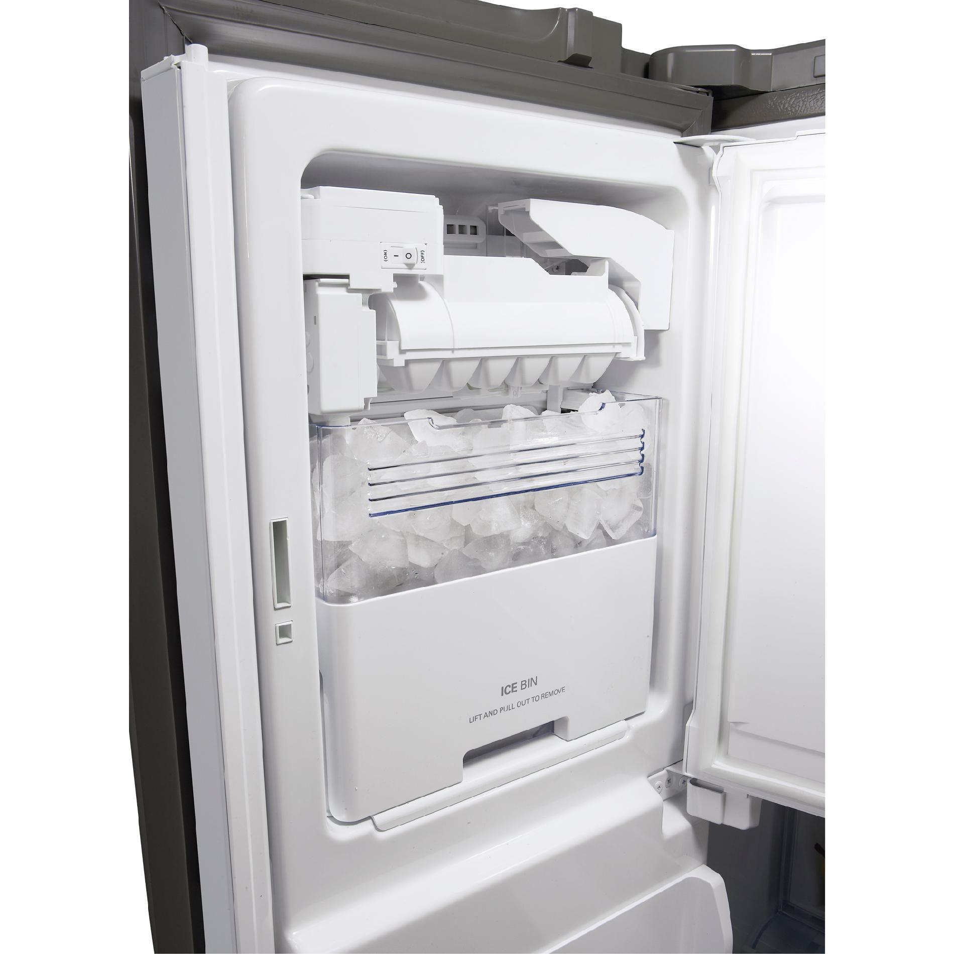 LG 24.7 cu. ft. French-Door Bottom-Freezer Refrigerator - Stainless Steel