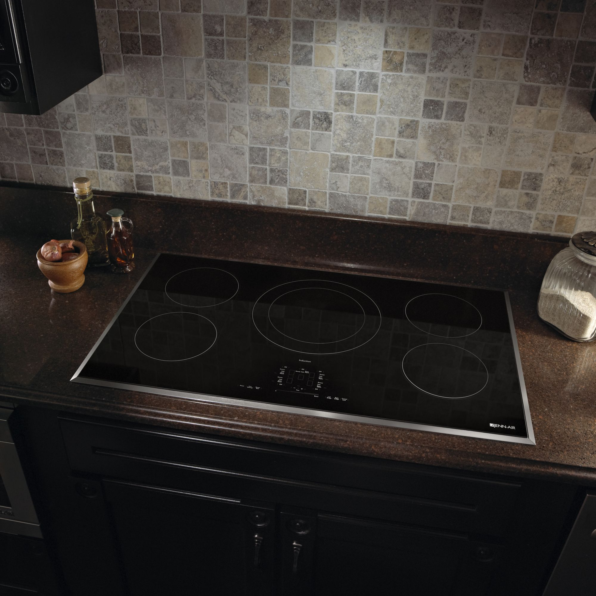 """Jenn-Air 36"""" Induction Cooktop - Stainless Steel"""