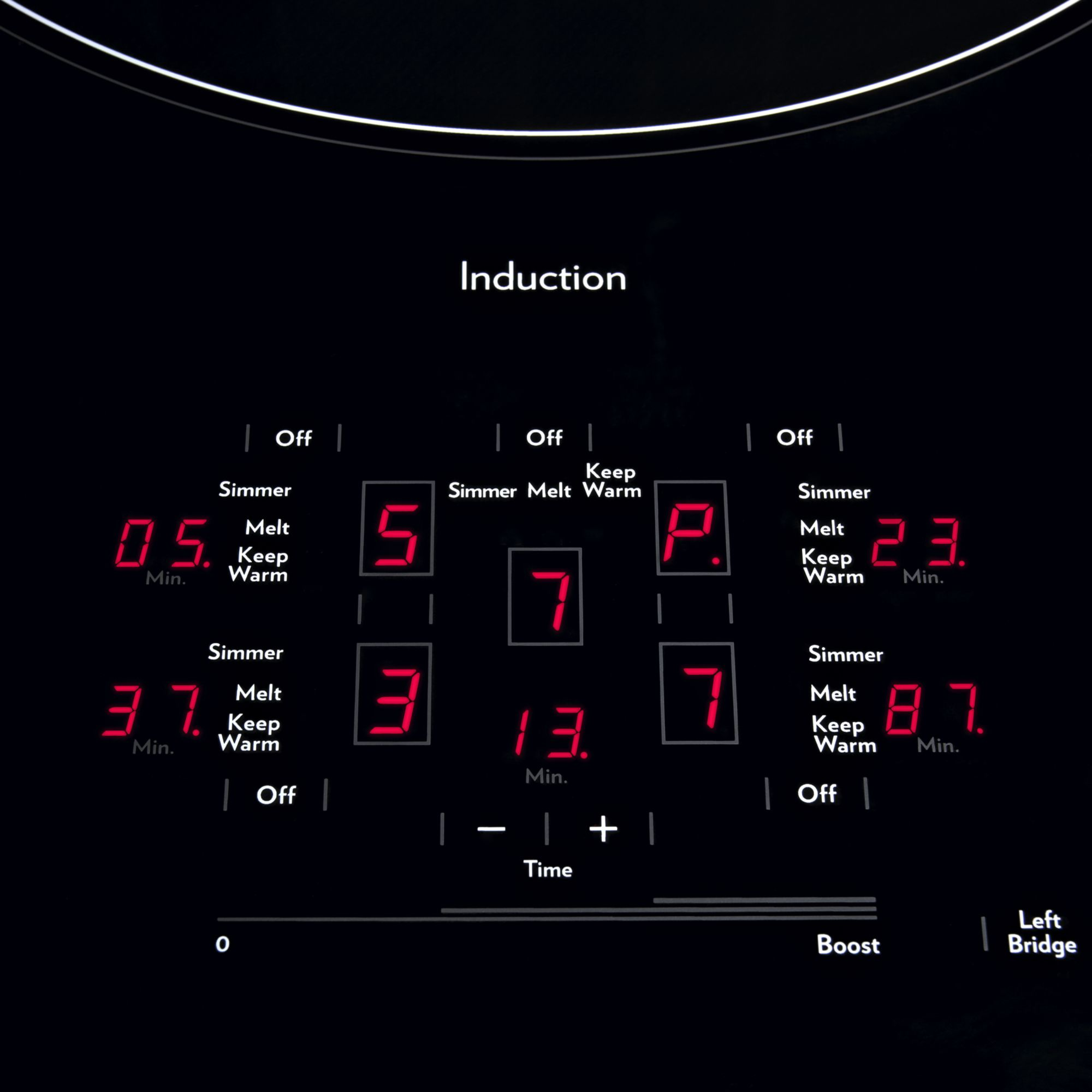 "Jenn-Air 36"" Induction Cooktop - Stainless Steel"