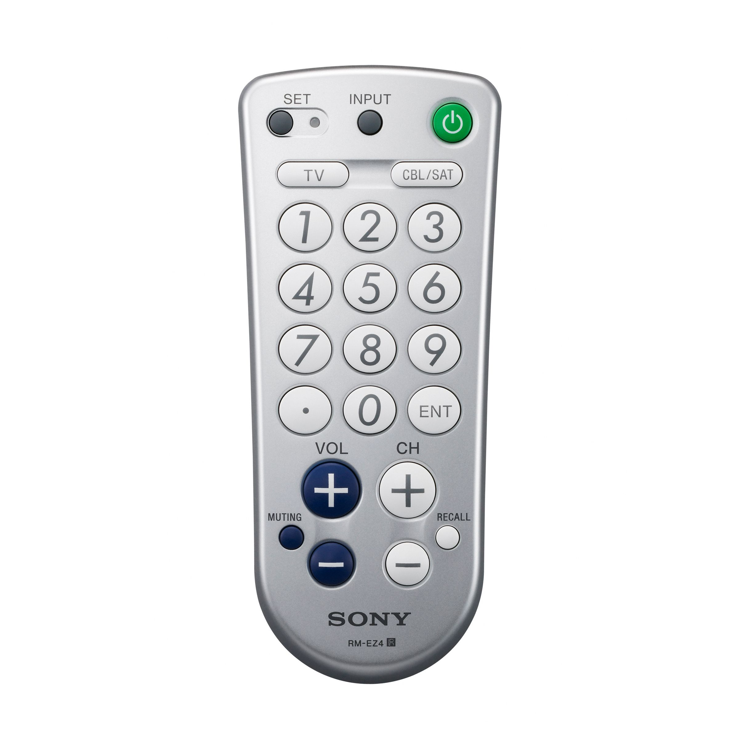 Sony Remote Control for TV & Cable Box