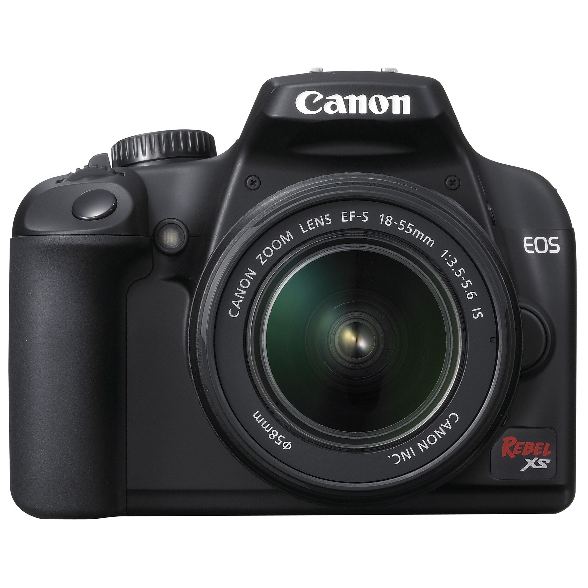 Canon EOS Rebel XS – Digital camera – SLR - 10.1MP