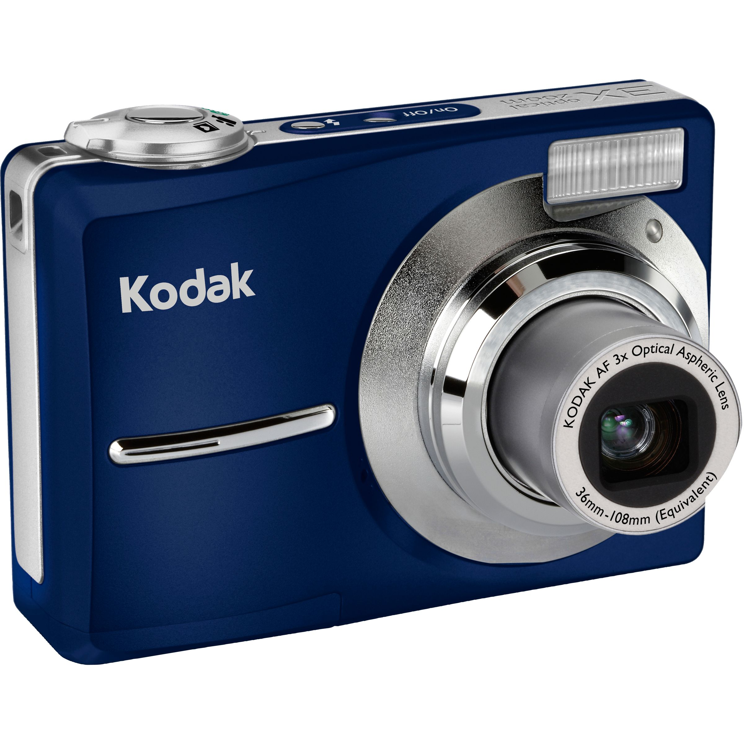 Kodak 9.2MP Digital Camera Bundle w/ 1GB SD Memory Card