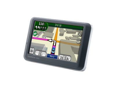 """Nuvi 755T 4.3"""" Widescreen GPS Navigation System"""