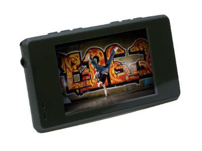 Nextar 4GB 2.8 in. Widescreen MP4 Player