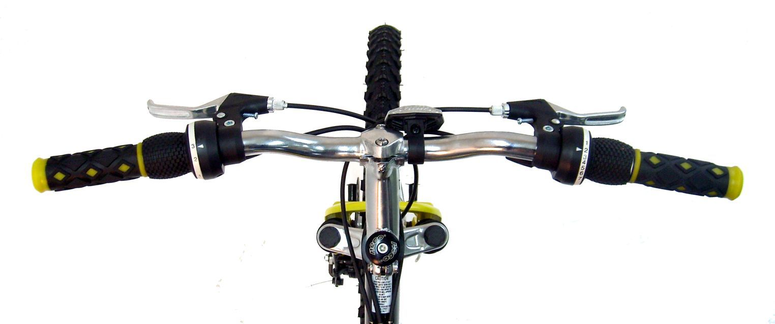 Titan Glacier Dual Suspension All-Terrain Bicycle