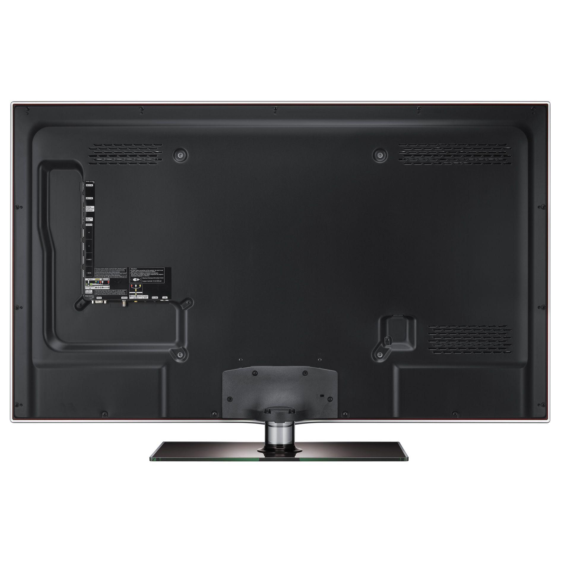 """Samsung 55"""" Class 1080p 120Hz LED HDTV UN55D6000"""