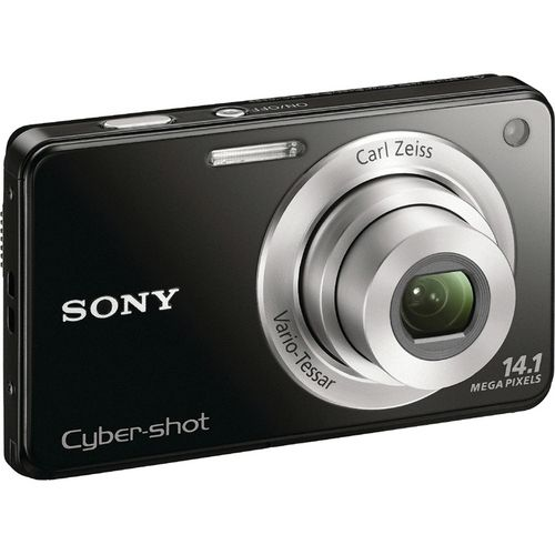 Sony Cyber-shot® Digital Camera W560- Black