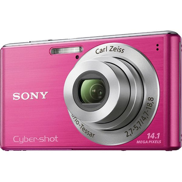 Sony Cyber-shot® Digital Camera W530- Pink