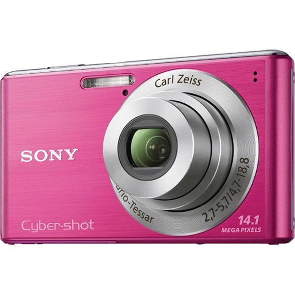 Sony Cyber-shot® Digital Camera W530- Pink