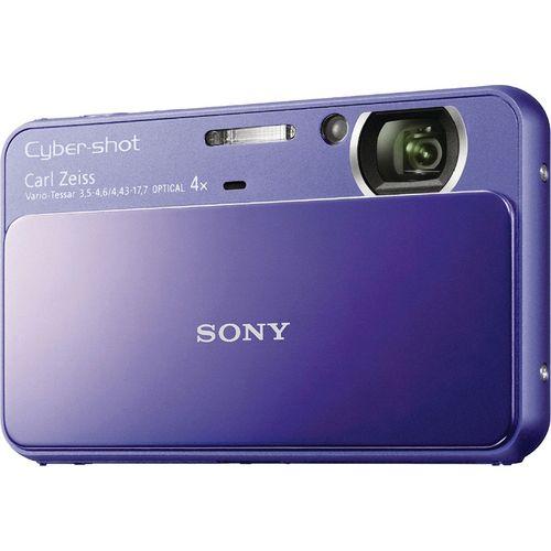 Sony Cyber-shot® Digital Camera T110- Violet