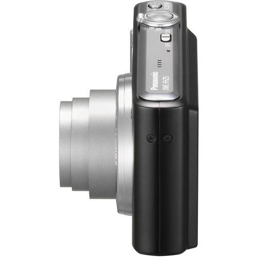 Panasonic Lumix DMC-FH25 - Digital camera - compact - 16.1 MP - 8 x optical zoom - black