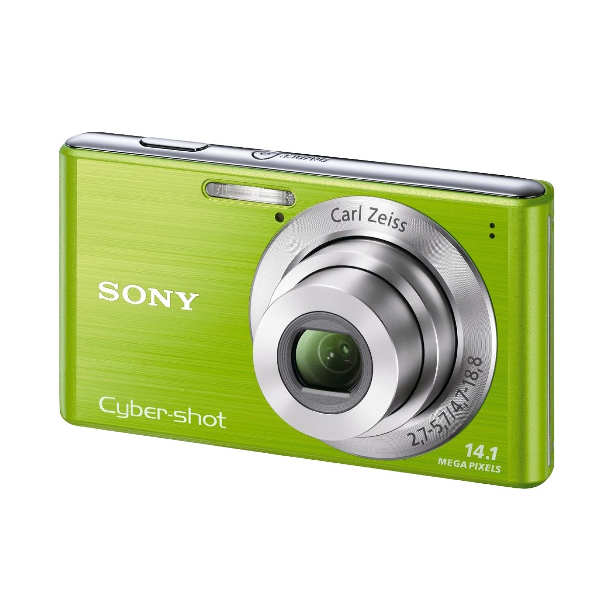 Sony Cyber-shot™ DSC W-Series 14.1 Megapixel Digital Camera- Green