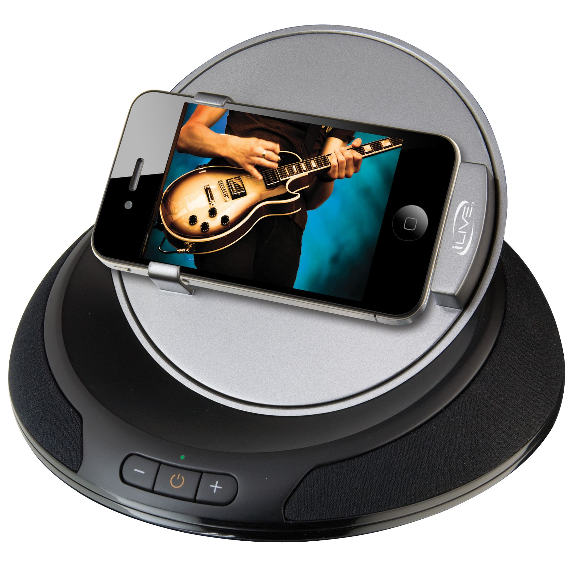 iLive App-enhanced Speaker System for iPod and iPhone