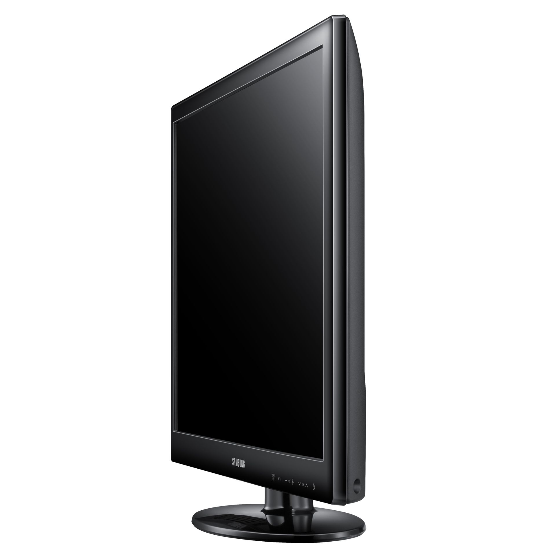 "Samsung 40"" Class LED HDTV with 1080p resolution"