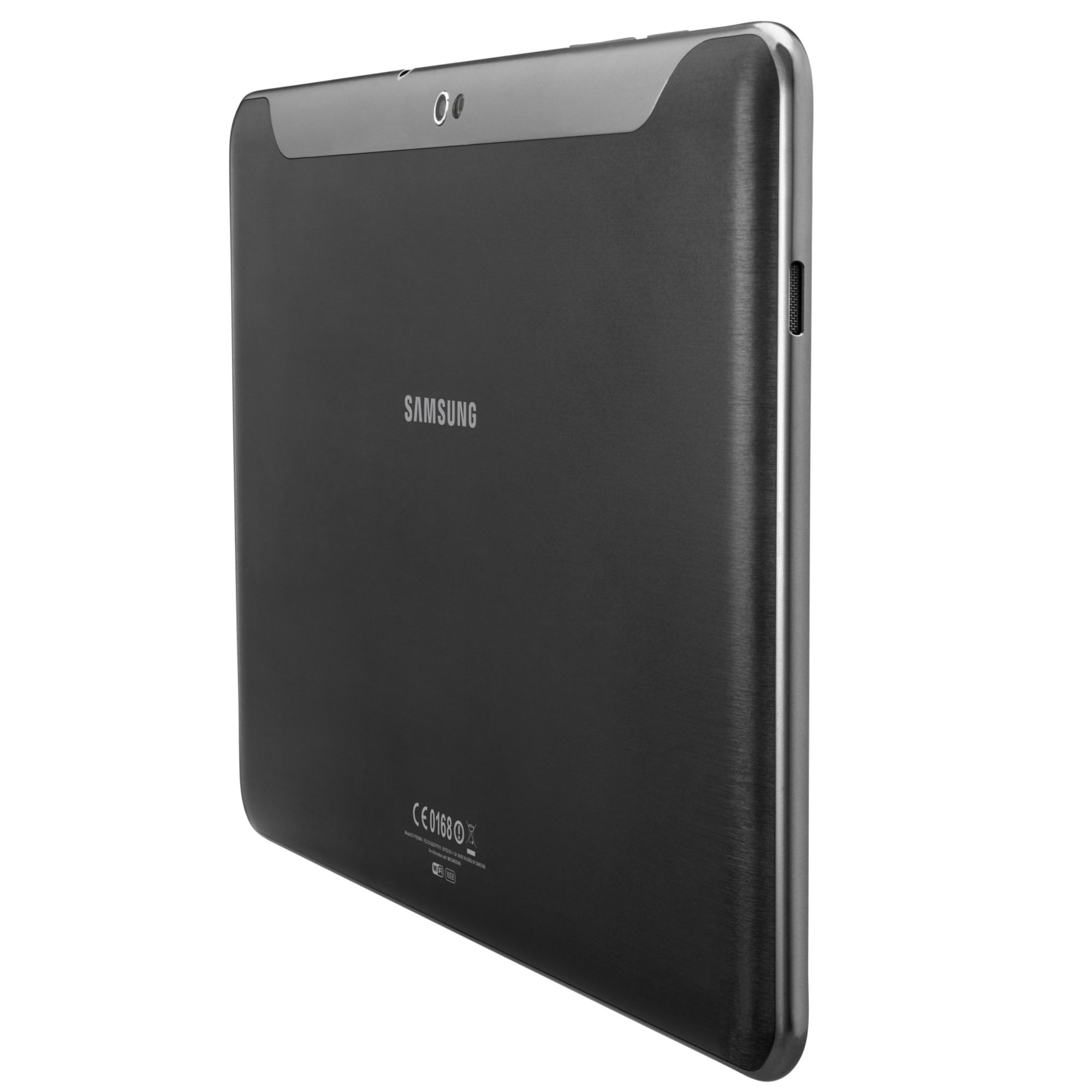 "Samsung Galaxy Tab 10.1"" with Wi-Fi™ - Metallic Gray/Black Back"
