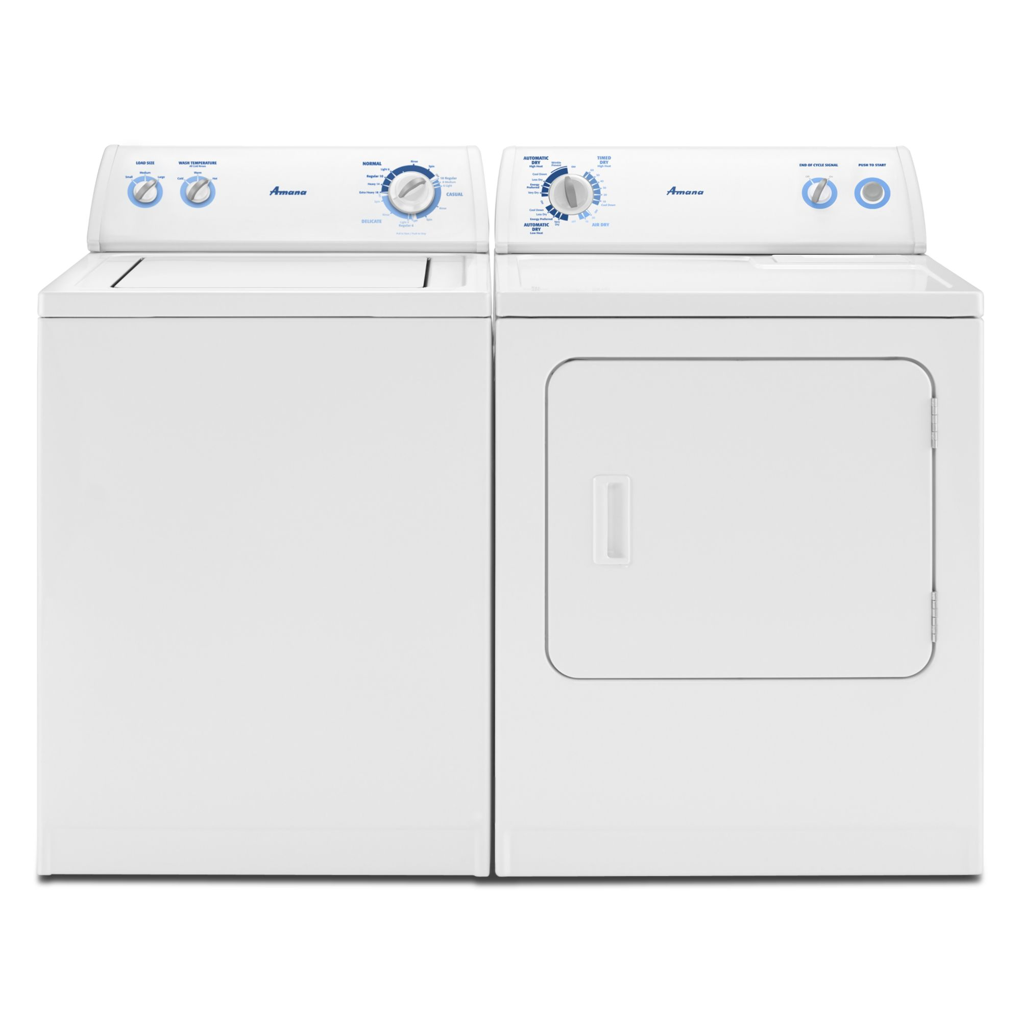 Amana AMANA TOP LOAD WASHER-WHITE