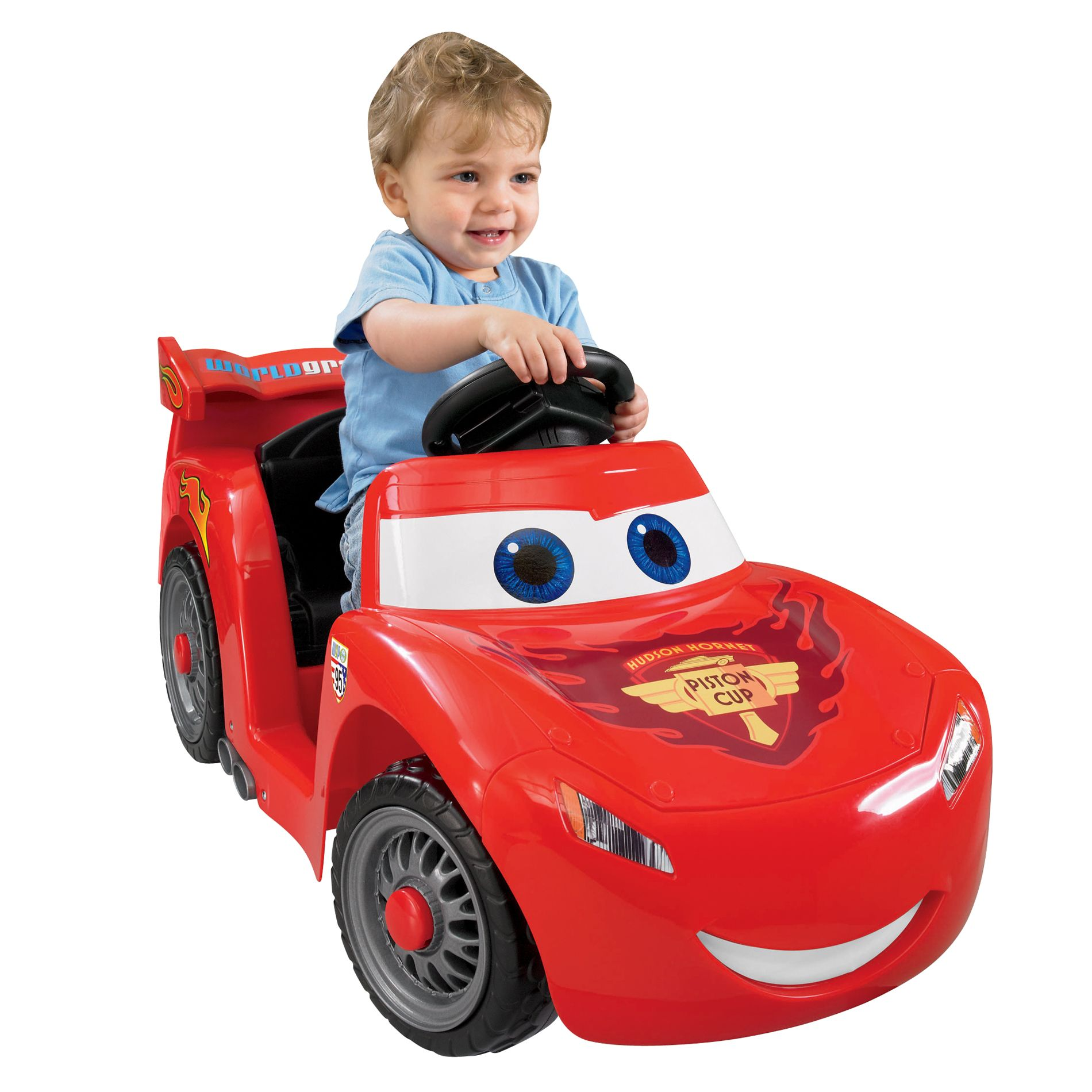 Power Wheels Lil' Lightning McQueen