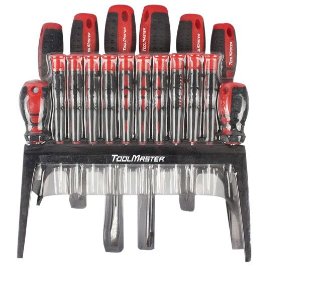 009010214000 Tool Master 18 Piece Screwdriver Set