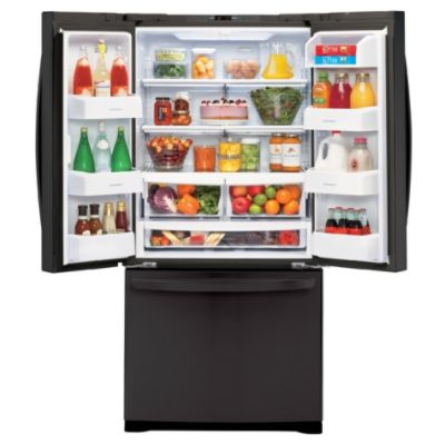 LG 24.9 cu. ft. French Door Bottom-Freezer Refrigerator w/ Smart Cooling Technology