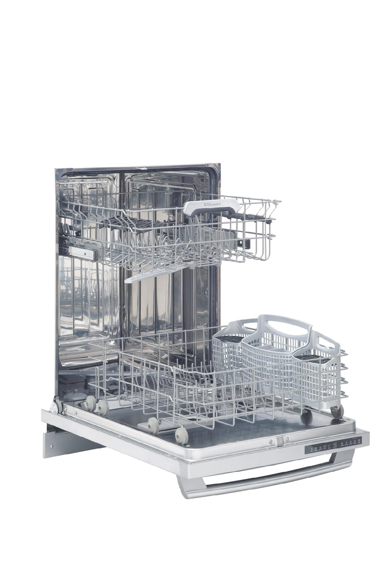 "Electrolux 24"" Built-In Dishwasher - Stainless Steel"