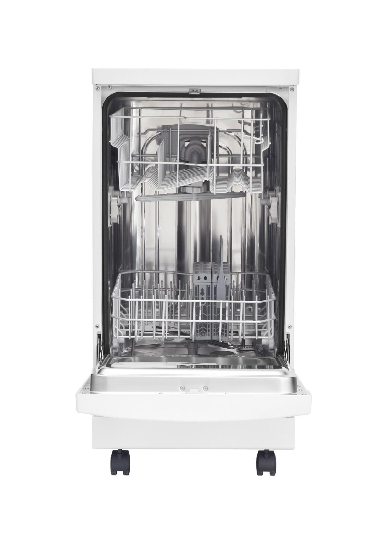 "Frigidaire FFPD1821MW 18"" Portable Dishwasher - White"