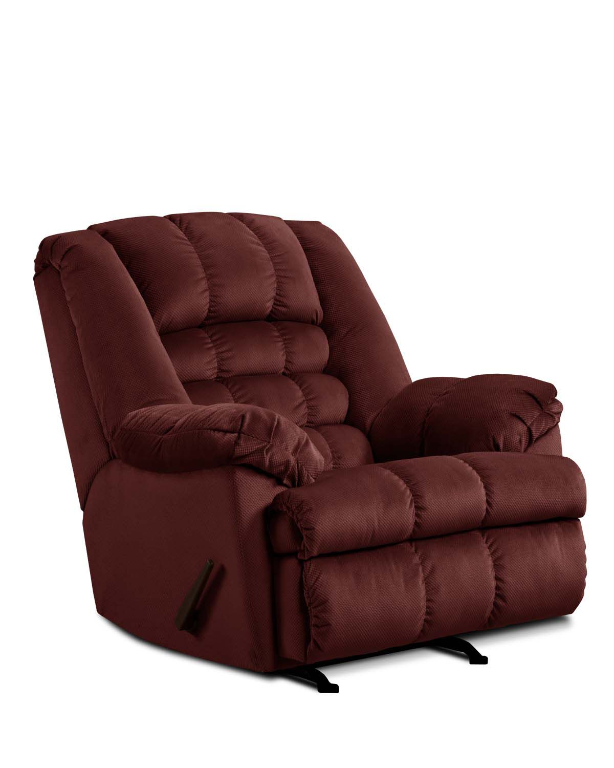 Simmons Upholstery Omni 3 Way Rocker/Recliner