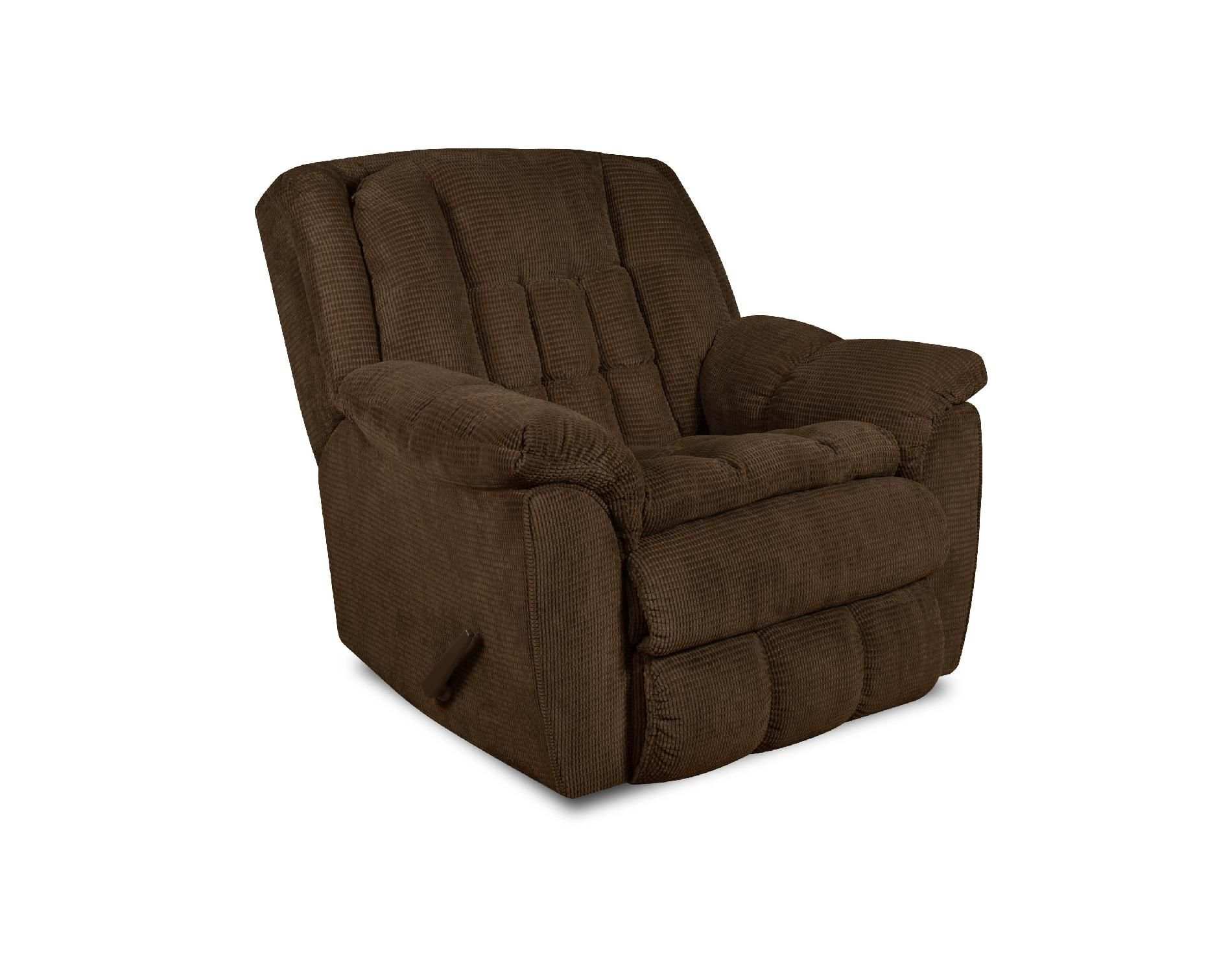Simmons Upholstery Encore 3 Way Rocker Recliner