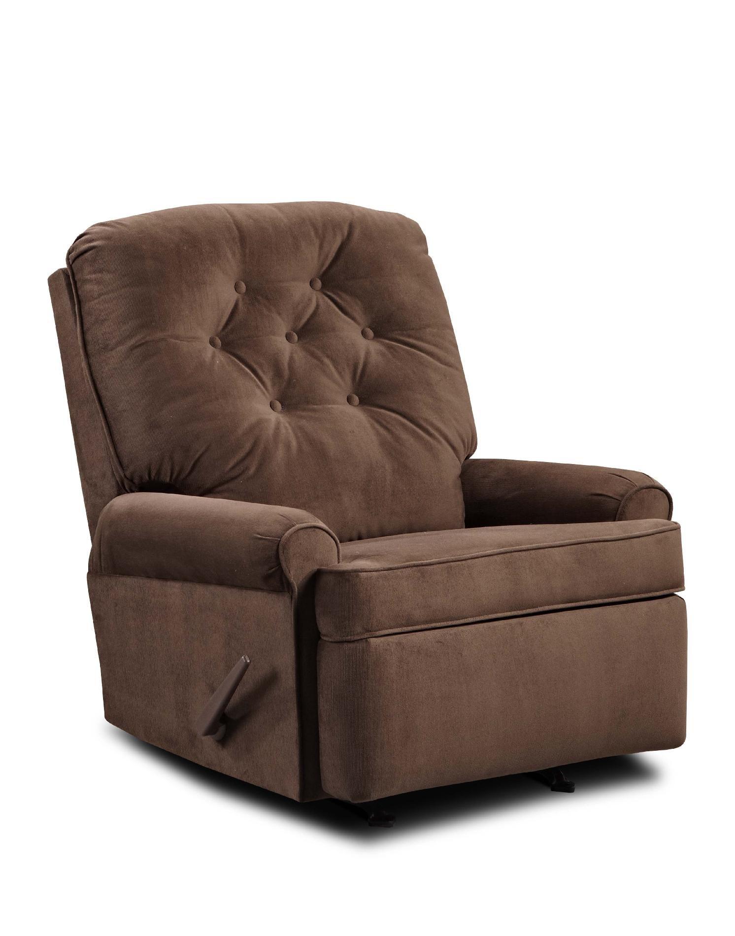 Simmons Upholstery Avon Rocker/Recliner