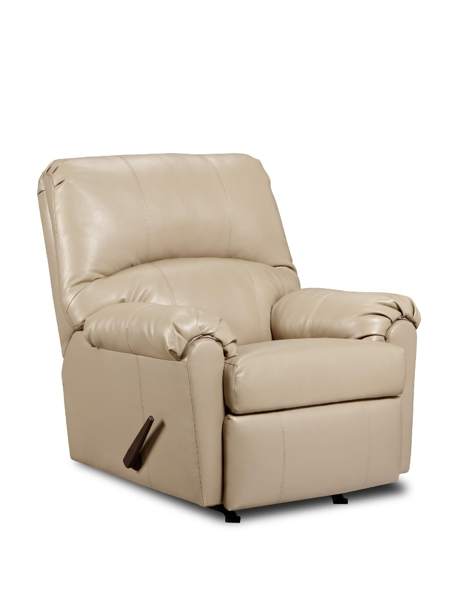 Simmons Upholstery Bradford 3 Way Rocker/Recliner