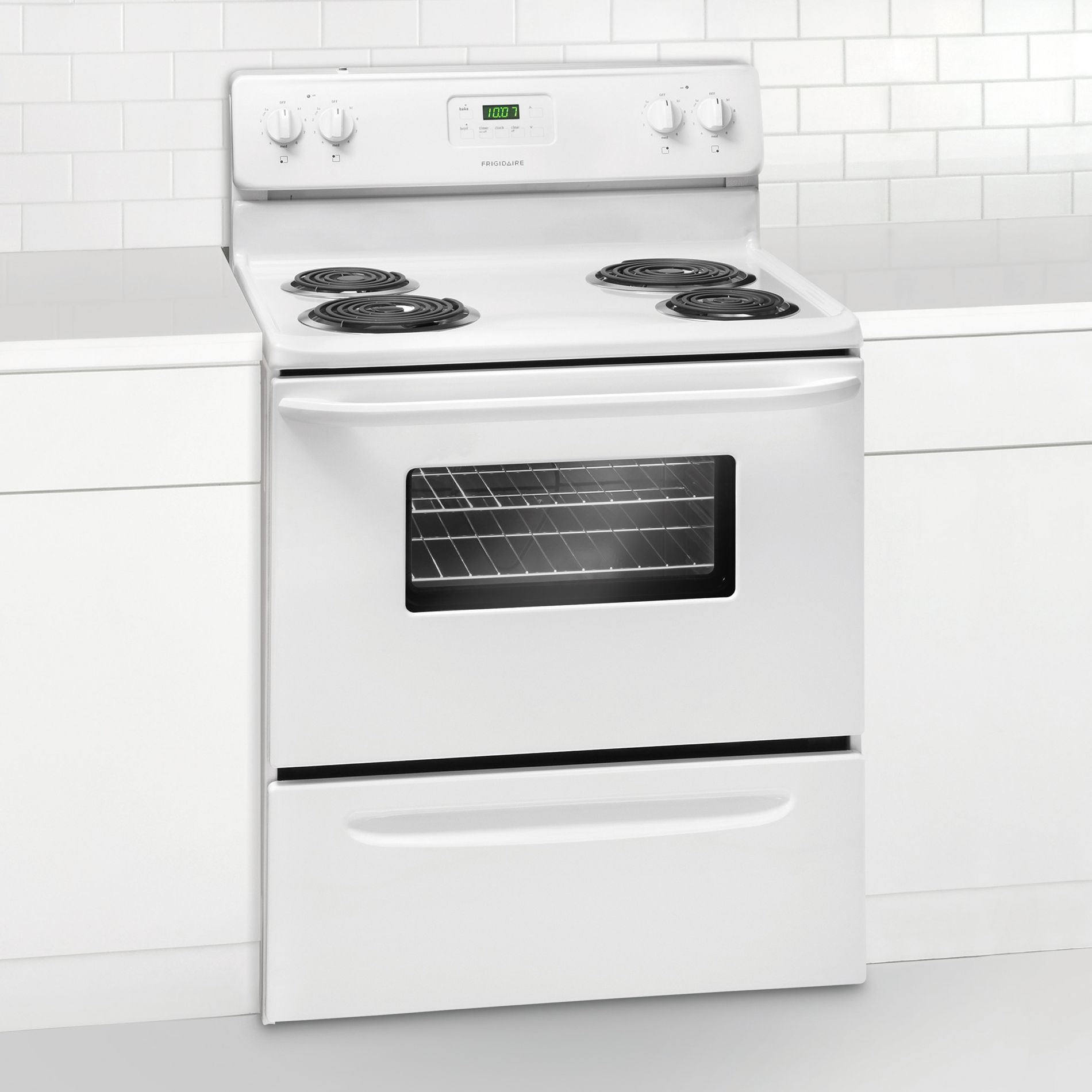 Frigidaire 4.8 cu. ft. Electric Range - White