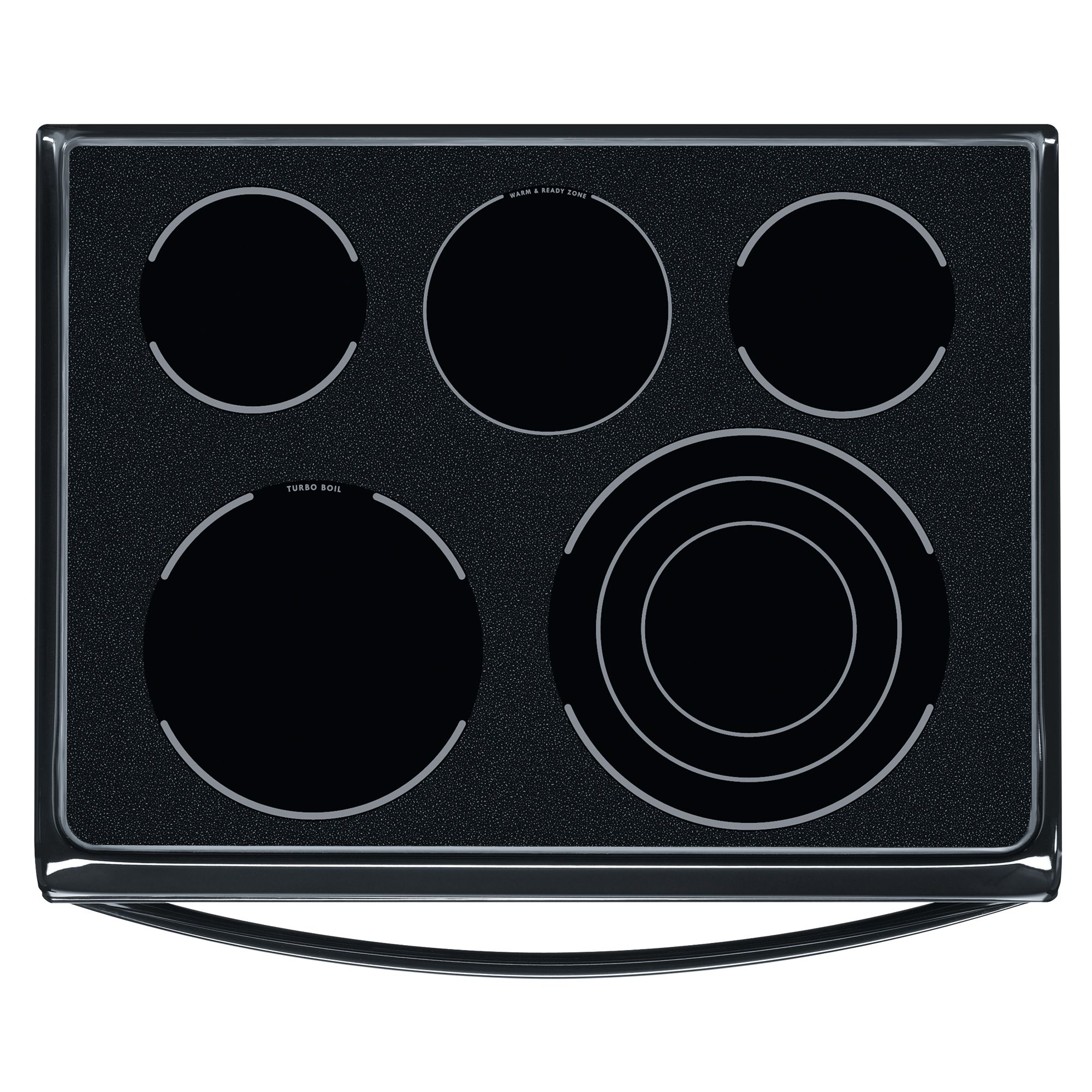 Kenmore 6.1 cu. ft. Electric Range w/ Convection - Black