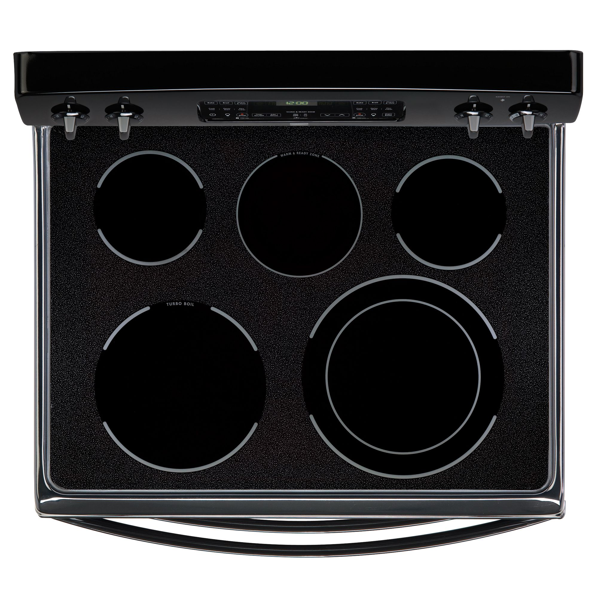 Kenmore 6.64 cu. ft. Double-Oven Electric Range w/ Convection - Black