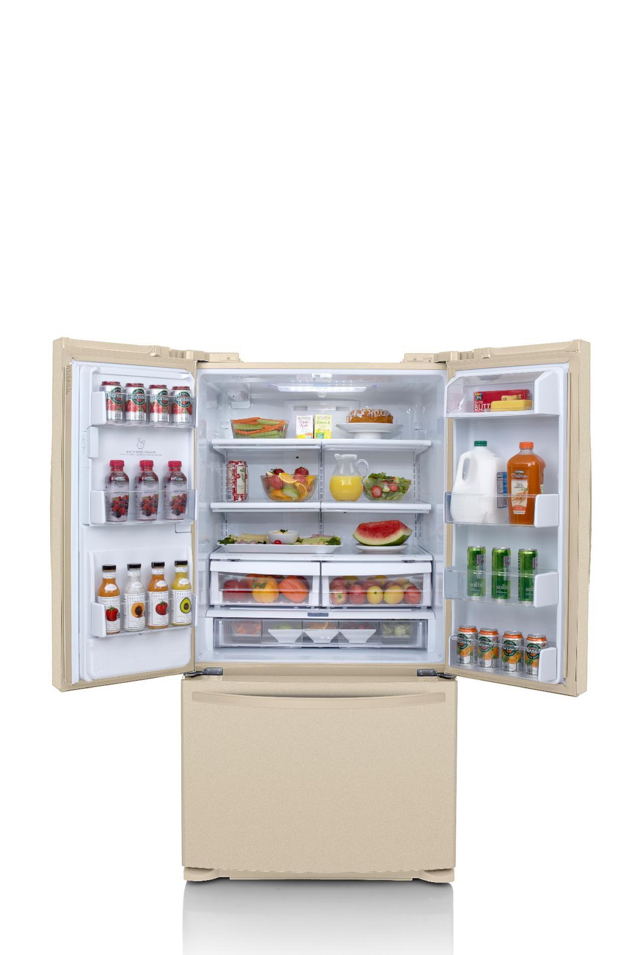 Kenmore 24.7 cu. ft. French-Door Bottom-Freezer Refrigerator Bisque