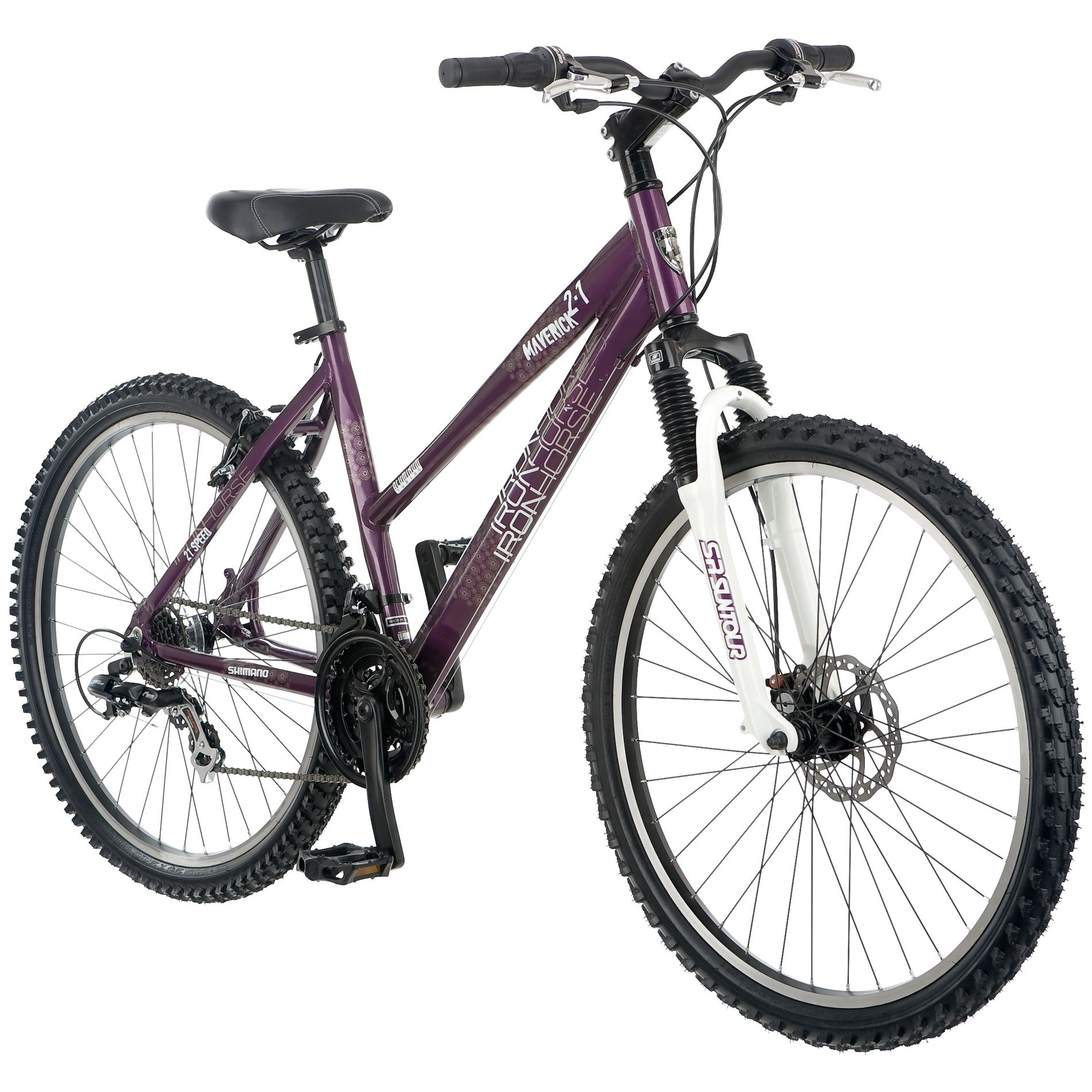 IRON HORSE Maverick 2.1 Women's 26 Inch Bike