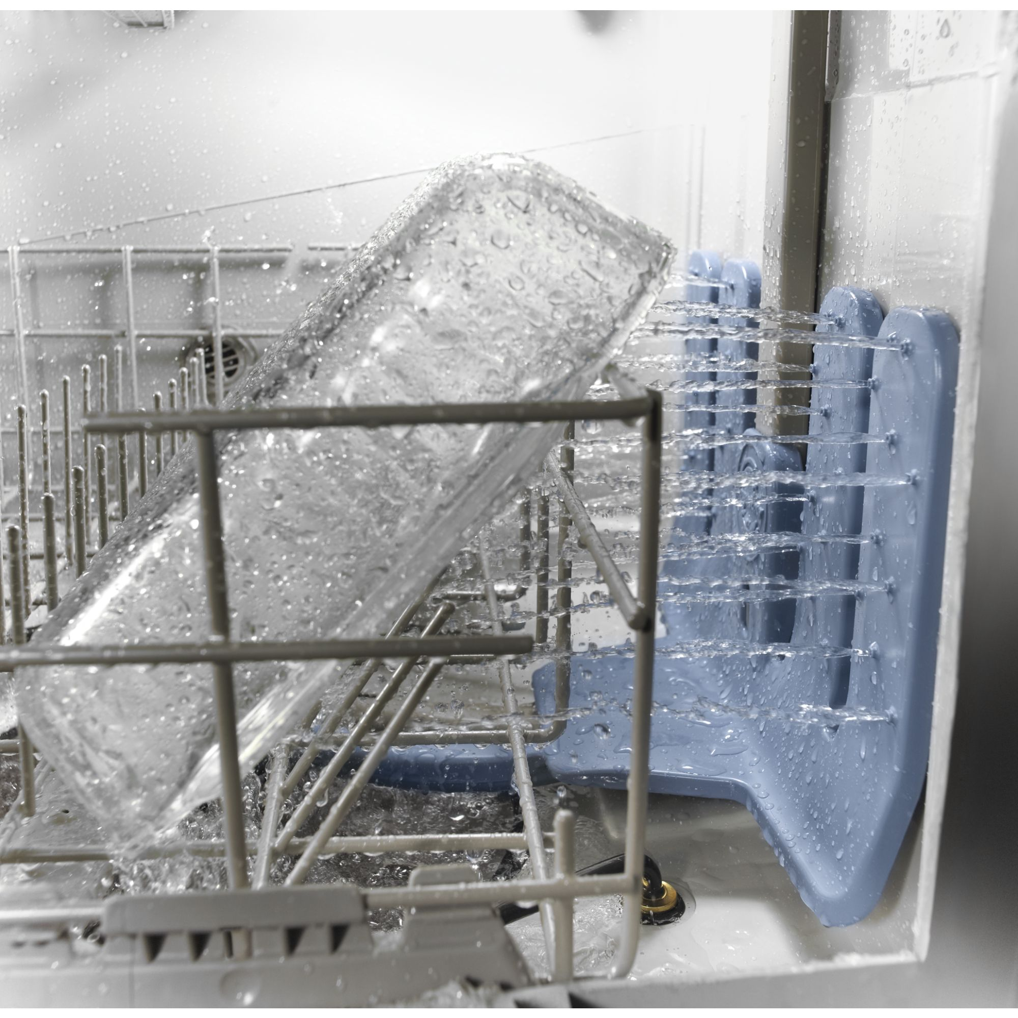"Whirlpool 24"" Built-In Dishwasher w/ PowerScour™ Option - Black"
