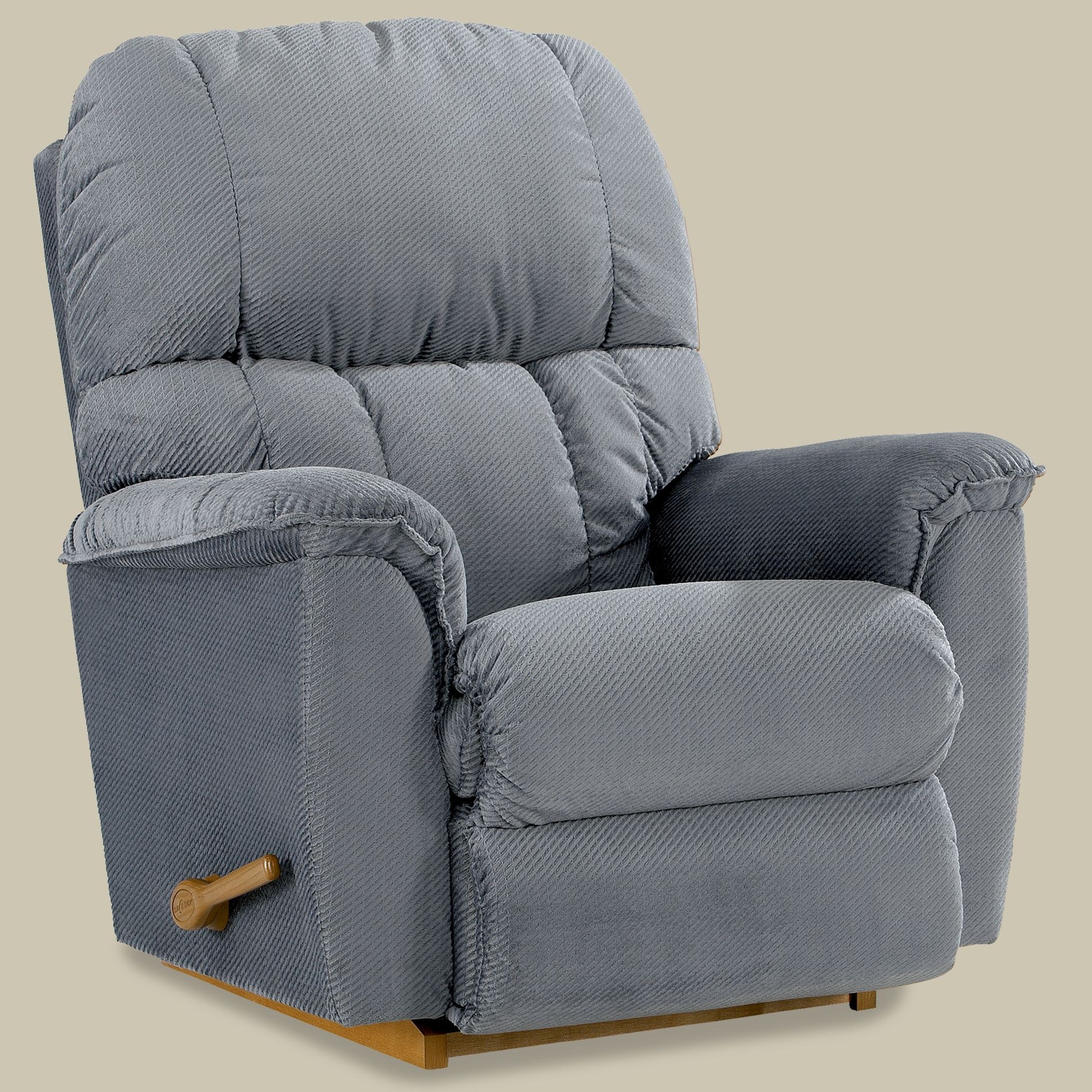 La-Z-Boy Imperial Coastal Blue Reclina-Rocker