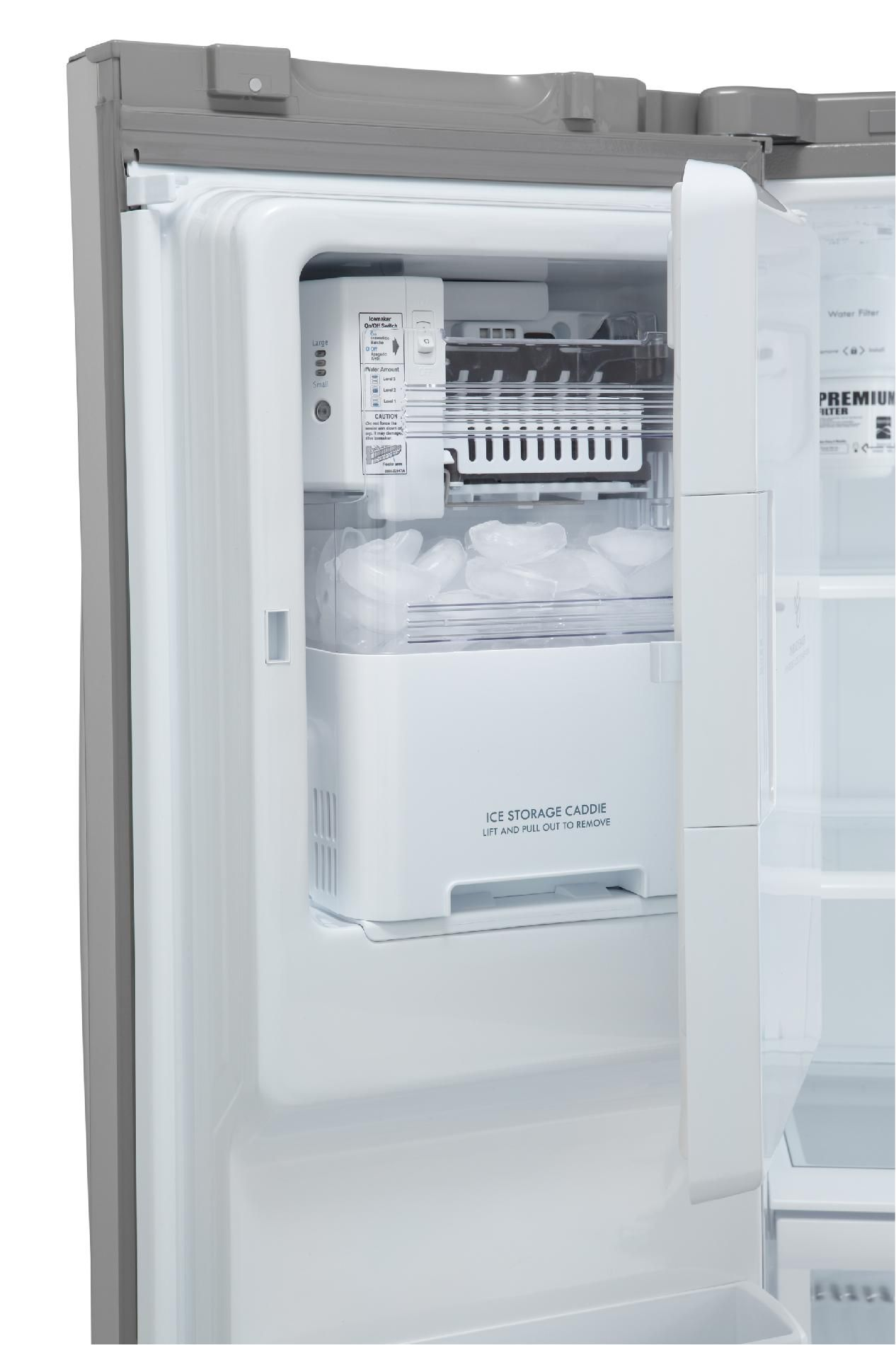 Kenmore 24.7 cu. ft. French-Door Bottom-Freezer, White
