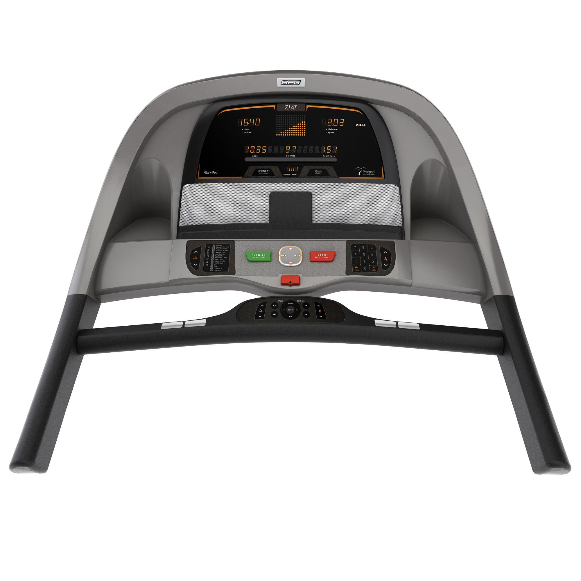 AFG 7.1AT Treadmill